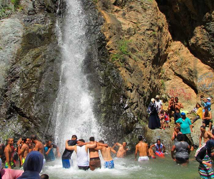 Las-7-cascadas-del-Valle-de-Ourika